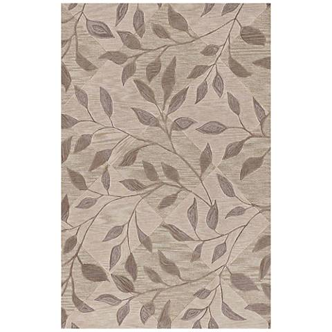 Dalyn Studio SD21 Ivory Tufted Area Rug