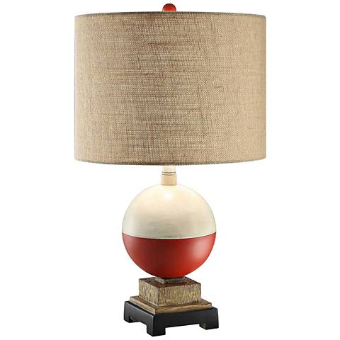 Crestview Collection Bobber Table Lamp