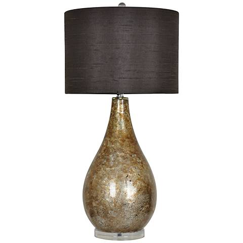 Crestview Collection Palomar Golden Luster Table Lamp