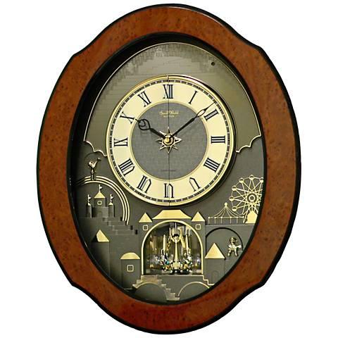 """Timecracker Ultra II 20 1/2"""" High Motion Wall Clock"""