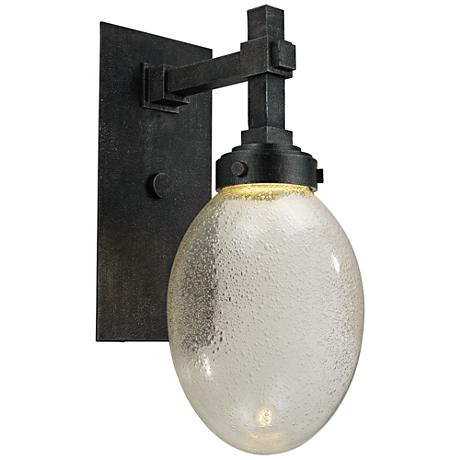 "Maxim Pike Place 18"" High Iron Ore LED Outdoor Wall Light"