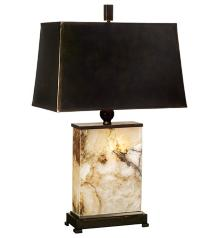 Marius Marble Night Light Table Lamp