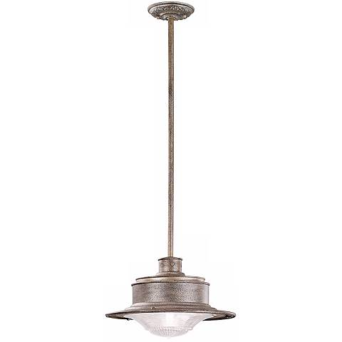 "South Street 8 1/4"" high Hanging Outdoor Light"