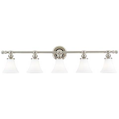 Weston Collection 5-Light Bath Light Fixture