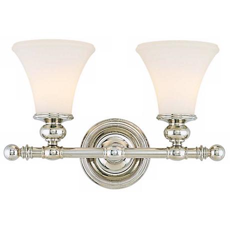 """Weston Collection 16"""" Wide Wall Light"""