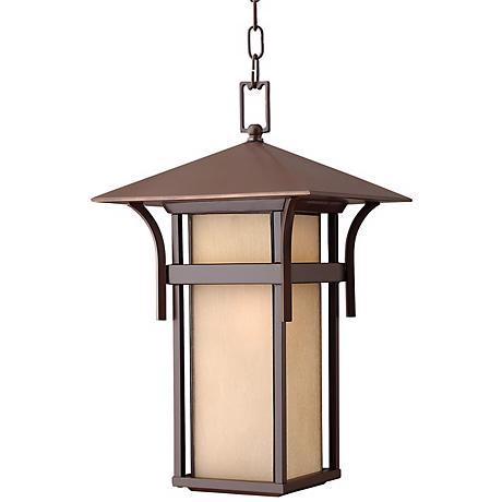 """Hinkley Harbor Collection 19"""" High Outdoor Hanging Light"""