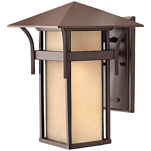 "Hinkley Harbor Collection 13 1/2"" High Outdoor Wall Light"