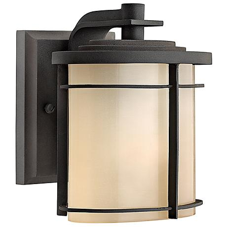 "Hinkley Ledgewood 7 1/4"" High Outdoor Wall Light"
