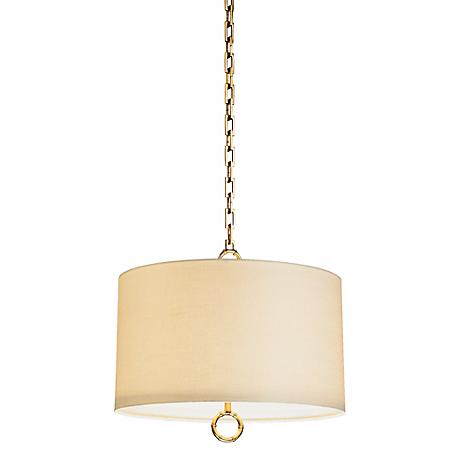 Jonathan Adler Meurice Collection Small Brass Pendant