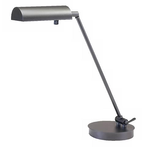 Generation Collection Desk Lamp in Granite Finish