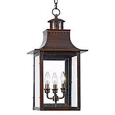 Chalmers Collection 26 High Outdoor Hanging Light