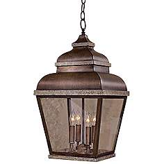Outdoor Hanging Lantern Light Fixtures - Page 2   Lamps Plus