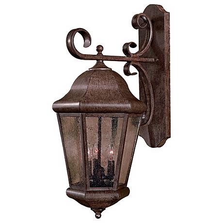 """Taylor Court Collection 28 3/4"""" High Outdoor Wall Light"""
