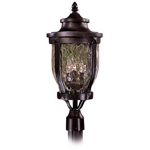 "Merrimack Collection 24"" High Outdoor Post Mount Light"