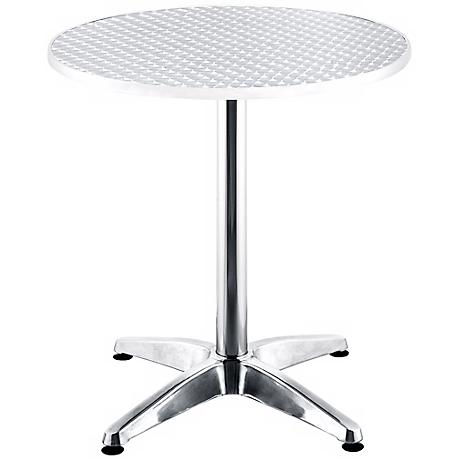 Zuo Modern Christabel Round Outdoor Dining Table