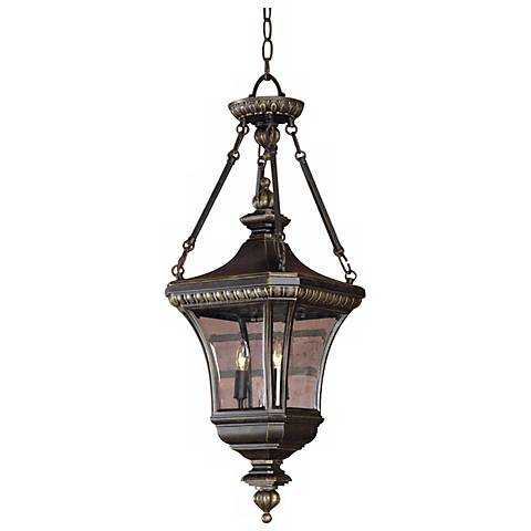 "Devon Collection 31"" High Outdoor Hanging Light"