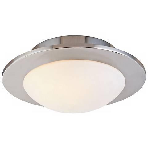 """Sonneman Discus 21"""" Surface Ceiling Light Fixture"""