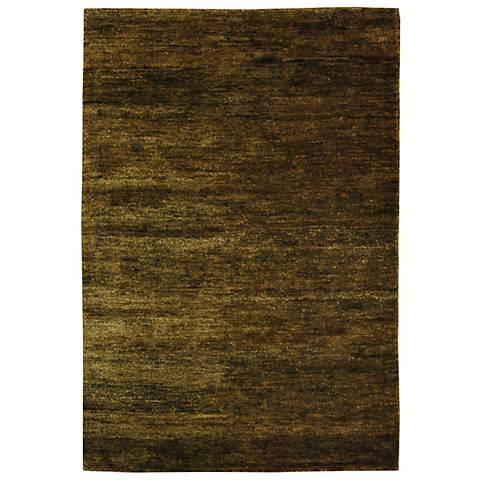 Bohemian Sage Eco-Friendly Jute Area Rug
