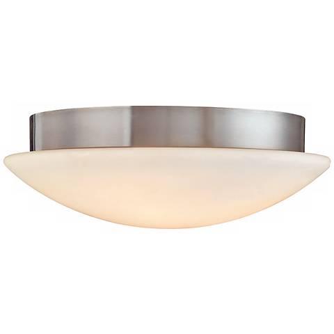 "Sonneman Moderno Mushroom 15 1/2"" Ceiling Light Fixture"