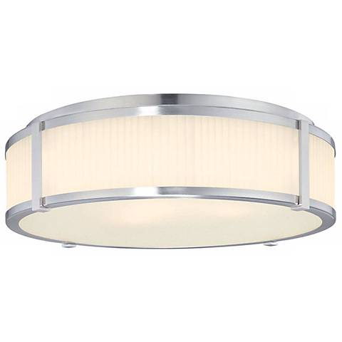 "Sonneman Roxy 16"" Wide Surface Ceiling Light Fixture"