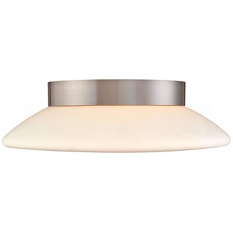 "Sonneman Wedge 14"" Surface Ceiling Light Fixture"