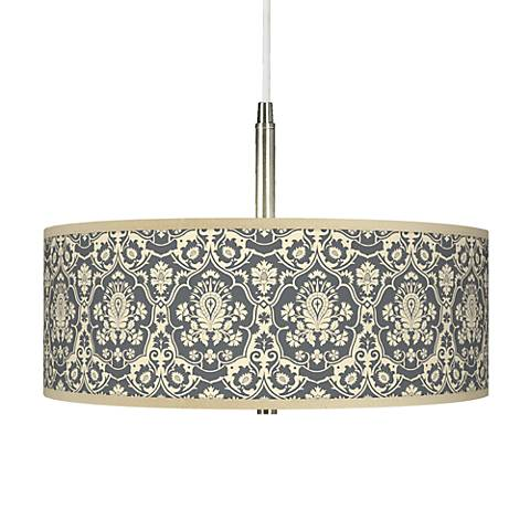 "Seedling by thomaspaul Damask 16"" Wide Pendant Chandelier"