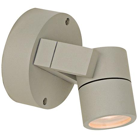"""KO Spotlight 4"""" High Halogen Tilt Outdoor Wall Light"""