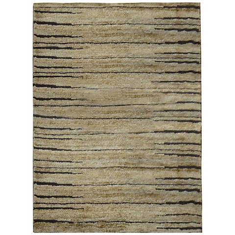 Ecogance Green Area Rug