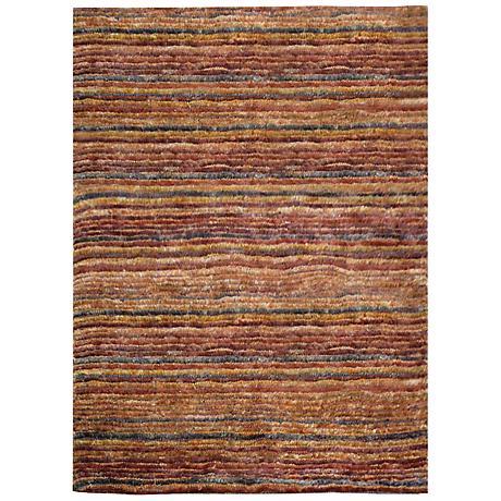 Ecogance Multicolor Area Rug