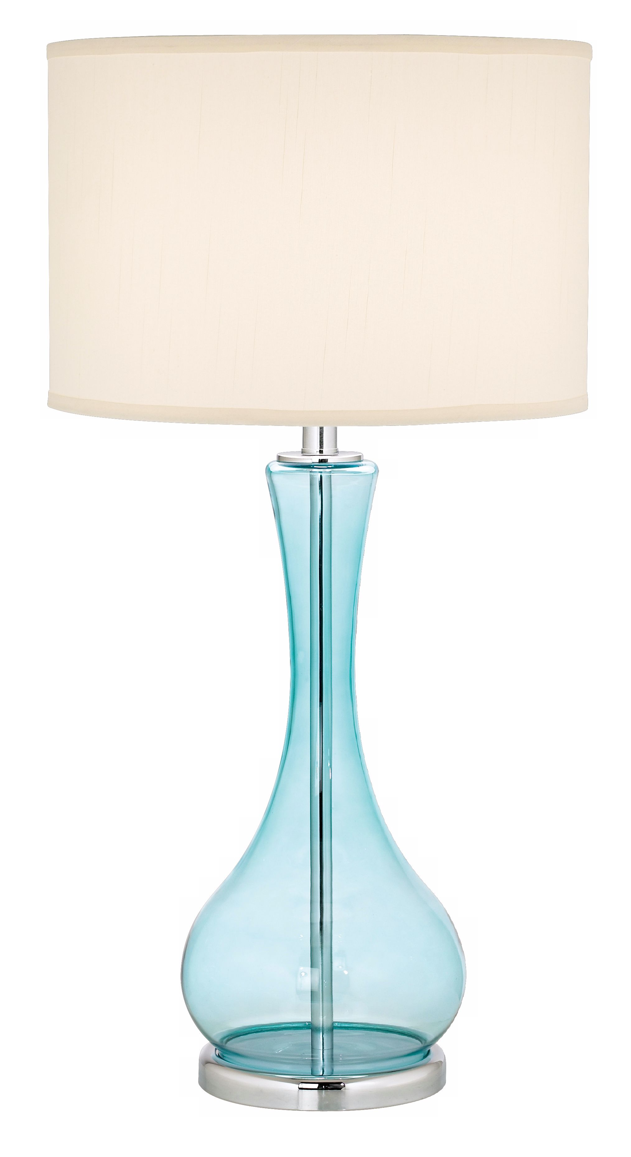 Blue Glass Lamp Bedroom Table Lamps Under 150 Hgtvu0027s