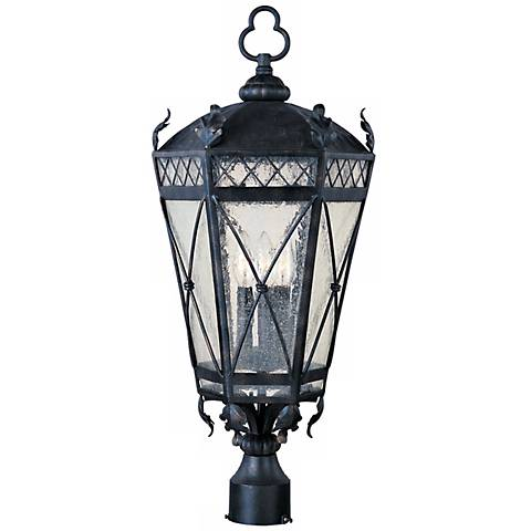 "Rexbury 26 1/2"" High Outdoor Post Light"