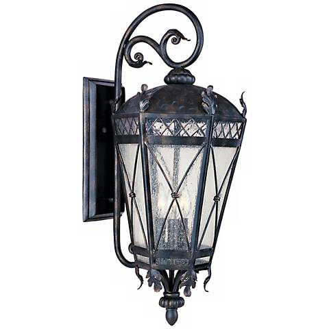 "Rexbury 33"" High Outdoor Wall Light"