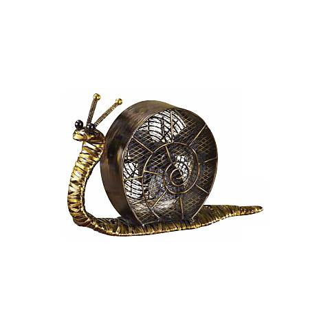 Snail Table Fan