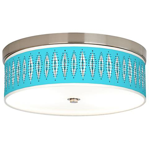 Vibraphonic Bounce Giclee Energy Efficient Ceiling Light