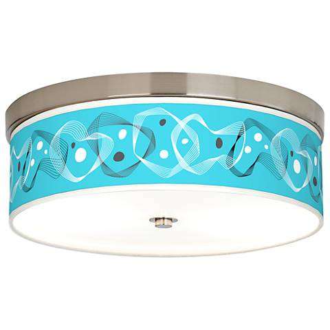 Spirocraft Giclee Energy Efficient Ceiling Light