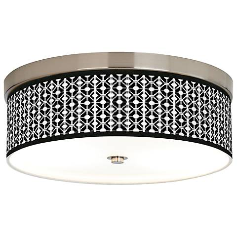 Matrix Giclee Energy Efficient Ceiling Light