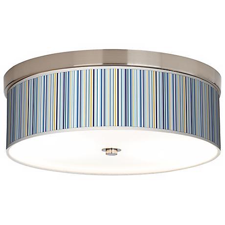 Stacy Garcia Cabana Stripe Energy Efficient Light