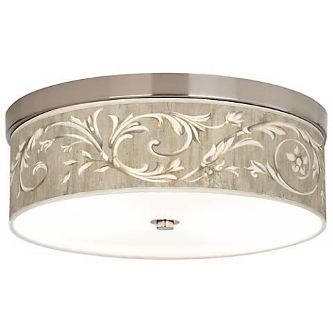 Laurel Court Giclee Energy Efficient Ceiling Light