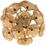 """Fiori Collection 16"""" Wide 3-Light Wall Sconce"""
