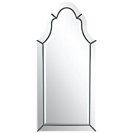 "Uttermost Hovan 44"" High Wall Mirror"