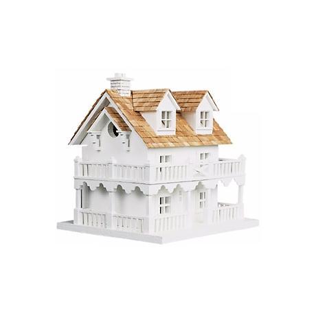 Two Story Cedar Roof Bird House