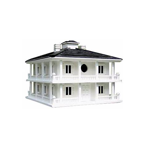 Southern Plantation Bird House
