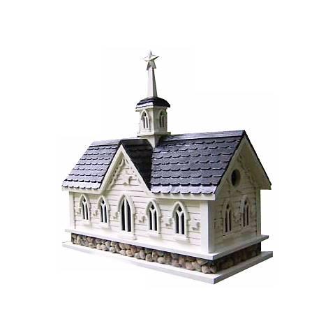 Amish Barn Bird House