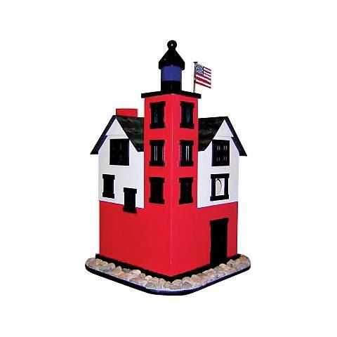 Historic Lighthouse Bird House