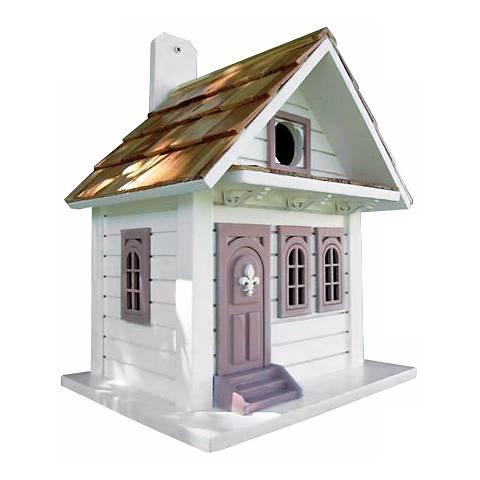 Crescent City Cabin Bird House