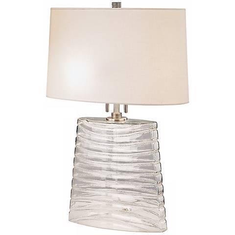 Wells Glass Table Lamp