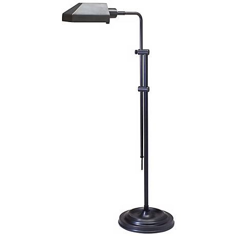 House of Troy Coach Pharmacy Floor Lamp Oil Rubbed Bronze