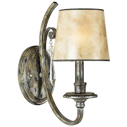 """Kendra Collection 13 1/2"""" High Wall Sconce"""