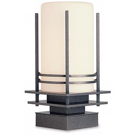 """Hubbardton Forge Double Banded 13"""" High Outdoor Light"""