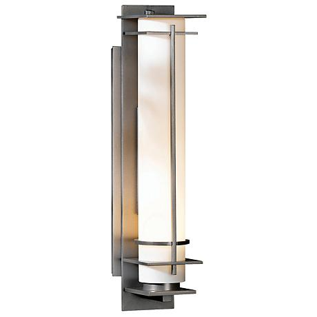 "Hubbardton Forge After Hours 20"" High Outdoor Wall Light"